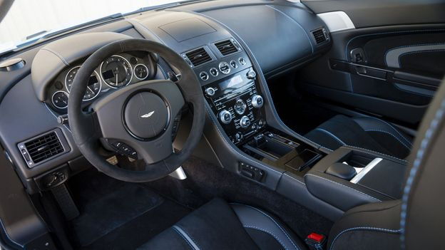 Bbc Autos Aston Martin V12 Vantage S The Dandy S Bruiser