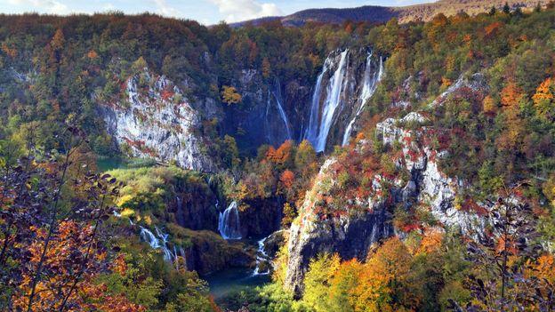 Croatia's Plitvice Lakes National Park (Credit: Kirsten Alana)