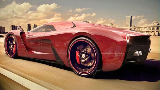 Bbc Autos Ferrari 458 Reimagined
