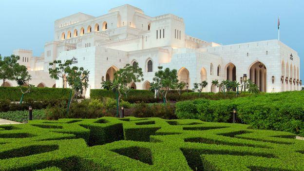 Muscat's masterpiece (Credit: Khalid AlBusaidi/Royal Opera House Muscat)