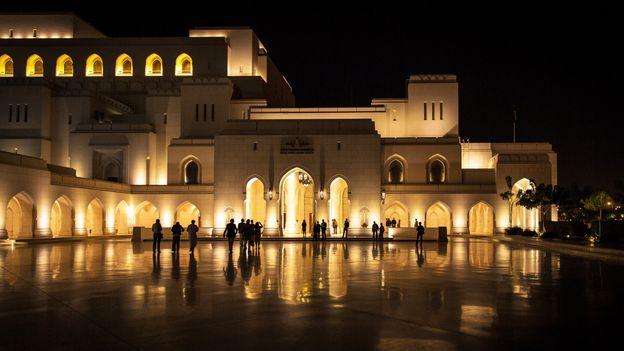 Night at the Oman opera (Credit: Khalid AlBusaidi/Royal Opera House Muscat)