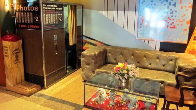 The Drake Hotel's hip lobby (Credit: David G Allan)