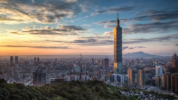 Taipei: A city of skyscrapers – and caffeine lovers (Credit: Sharleen Chao/Getty)