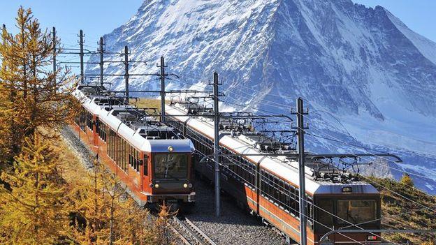 Gornergrat Railway (Credit: Raimund Linke/Getty)