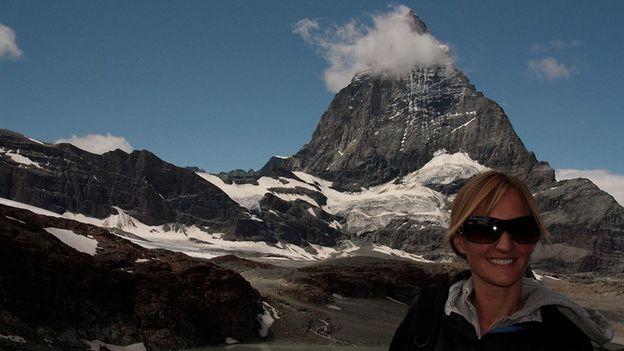 The Matterhorn, Switzerland (Credit: Gina Dowd)