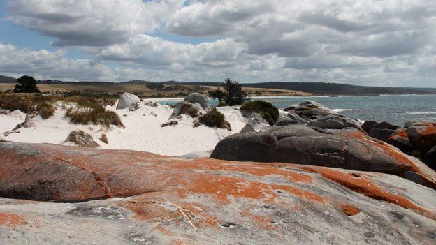 Bay of Fires, Tasmania (Credit: Gina Dowd)