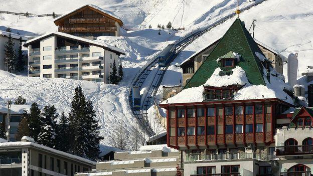 St Moritz (Credit: Oli Scarff/Getty)