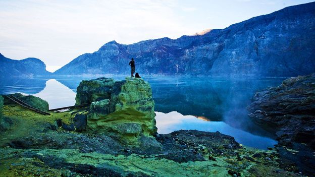 Solitary travel in Indonesia (Credit: Ulet Ifansasti/Getty)