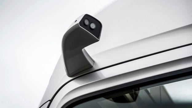 Mercedes-Benz Future Truck 2025 (Credit: Daimler)