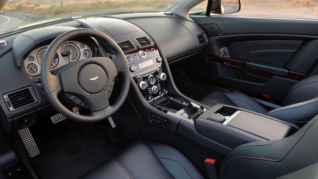 Bbc Autos Driven 2015 Aston Martin V12 Vantage S Roadster