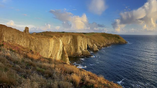 The cliffs of Kinsale (Credit: Mikroman6/Getty)