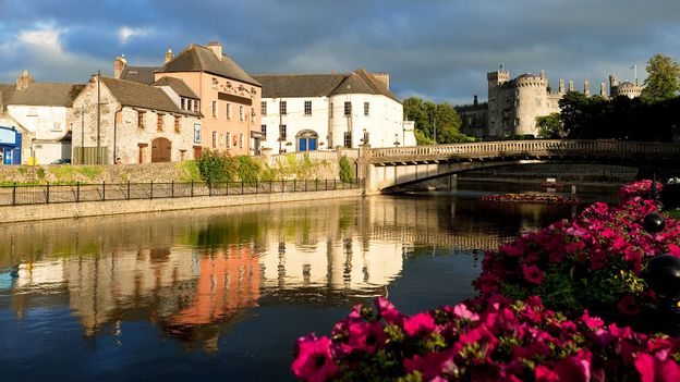 Kilkenny and its castle (Credit: Mattes Renã/Hemis.fr/Getty)