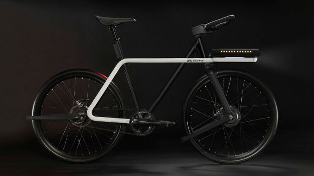 The Denny bike (Credit: Sizemore Bicycle)