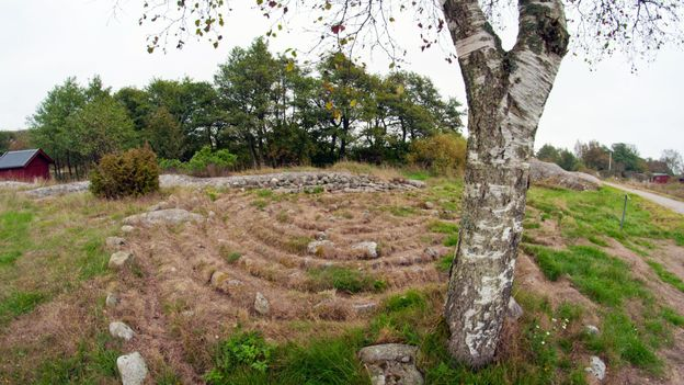 Military installations are buried across the island (Credit: Amanda Ruggeri)