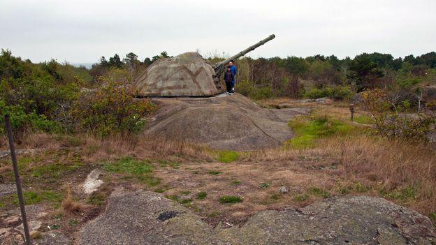 The Landsort Battery (Credit: Amanda Ruggeri)