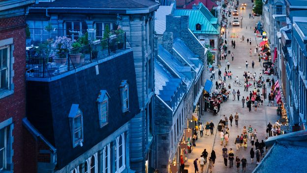 Rue St Paul, Old Montreal (Credit: David Madison/Getty)