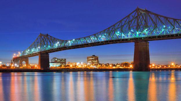 Jacques Cartier Bridge (Credit: Wei Fang/Getty)