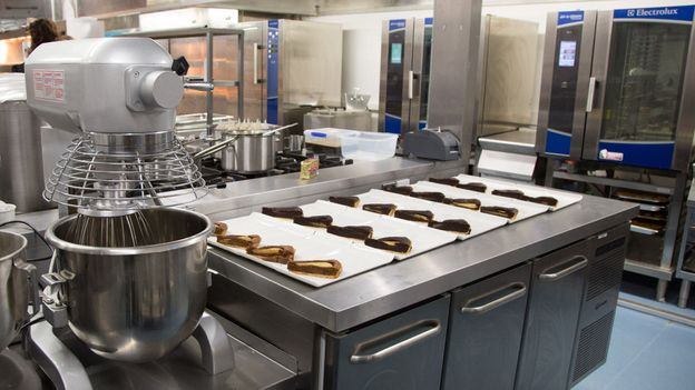 The Clink's Brixton kitchen (Credit: The Clink Charity)