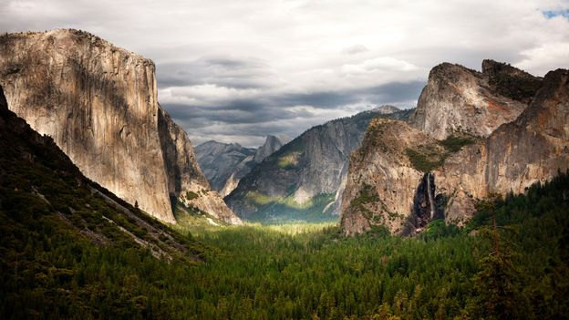 Majestic Yosemite Valley (Credit: joSon/Getty)