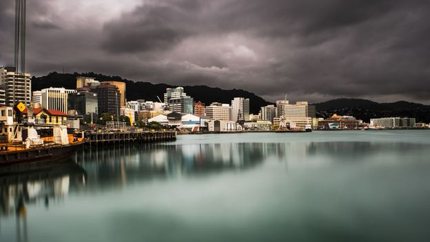 The waterfront in Wellington (Credit: WolnerChris Photography/Getty)