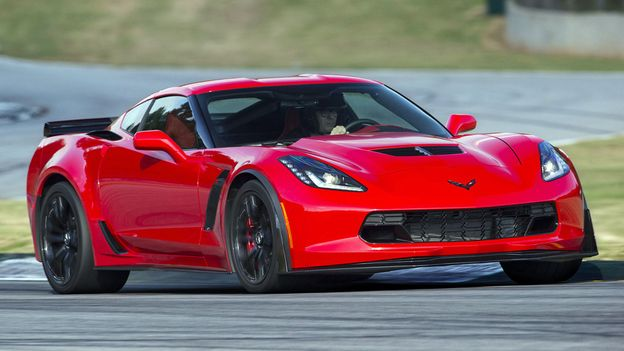 Z06 delivers Ferrari speed for Corvette money