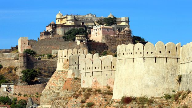 The Great Wall of India (Credit: Thinkstock/Mikhail Kokhanchikov)
