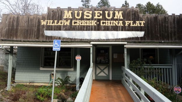 Museum with a Bigfoot Collection (Credit: Andy Murdock)