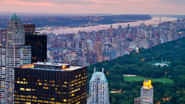 New York's elegant Upper West Side (Credit: Ryan D Budhu/Getty)