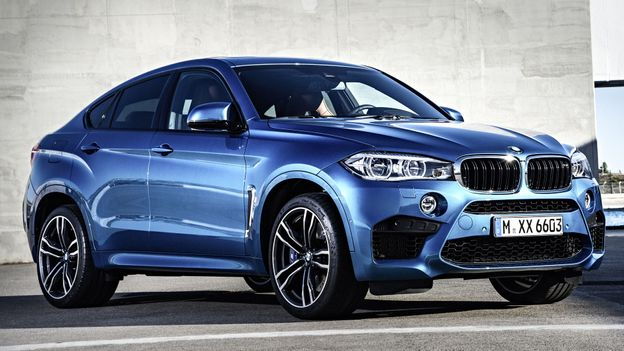 Bbc Autos With X6 M Bmw Cooks A Meaner Egg