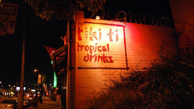 A tropical oasis on LA's Sunset Boulevard (Credit: Credit: Megan Westerby/Flickr/Creative Commons)