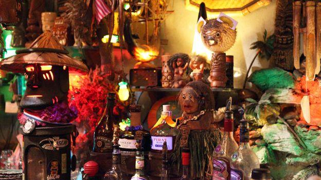 Behind the bar at Tiki-Ti (Credit: Credit: Sam Howzit/Flickr/Creative Commons)