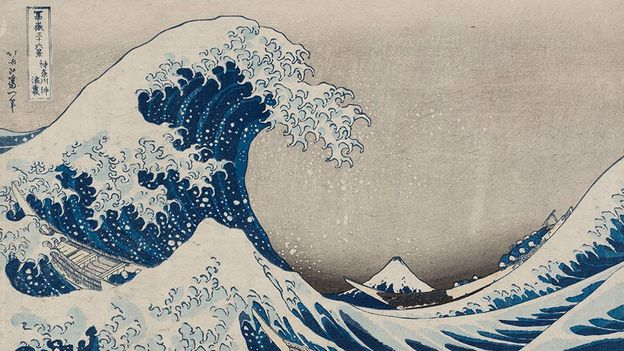 Hokusai and the wave that swept the world