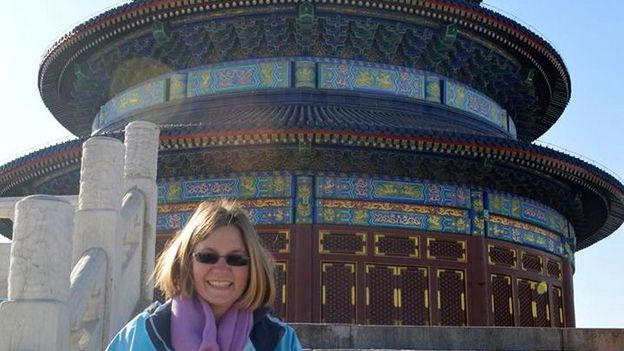 The Temple of Heaven in Beijing (Credit: Credit: Rebecca Isaak)