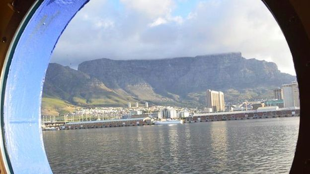 A view of South Africa (Credit: Credit: Rebecca Isaak)