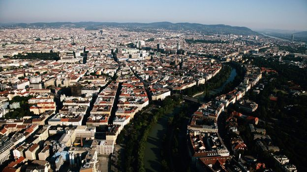 A view of Vienna (Credit: Credit: Ulli Michel/Getty Images)