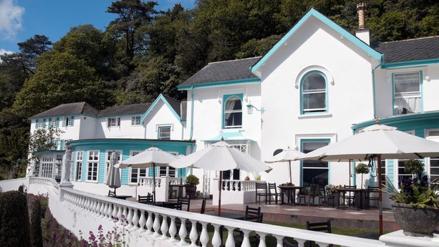 Portmeirion Hotel (Credit: Credit: Haydenbird/iStock by Getty Images)