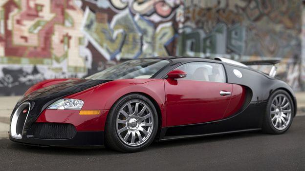 Bbc Autos For Sale A Most Singular Bugatti Veyron 16 4
