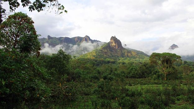 The journey to Bale Mountain Lodge (Credit: Credit: Pamela Robbie)