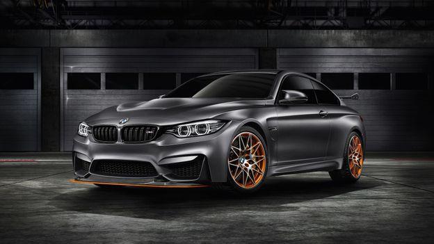 BMW Concept M4 GTS (Credit: Credit: BMW)