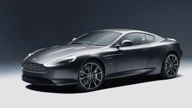 Aston Martin DB9 GT (Credit: Credit: Aston Martin)
