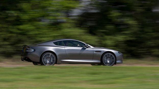 Bbc Autos Driven Aston Martin Db9 Gt