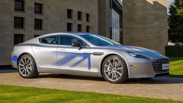 Bbc Autos Is This Aston Martin S 1 000 Horsepower Rapide