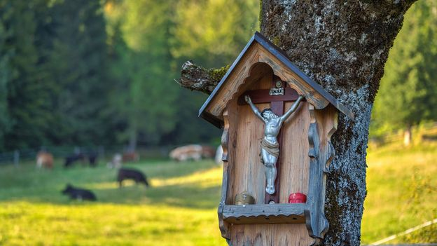 Christian and folk traditions mingle in Bohinj's countryside (Credit: Credit: zkbld/Thinkstock)