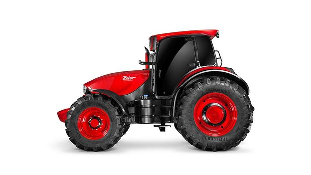 Bbc Autos From Pininfarina The World S Sexiest Tractor