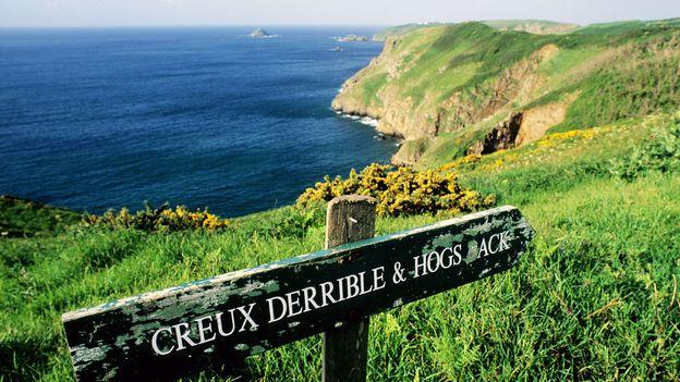 A charming look around the island of Sark (Credit: Credit: Hemis/Alamy)