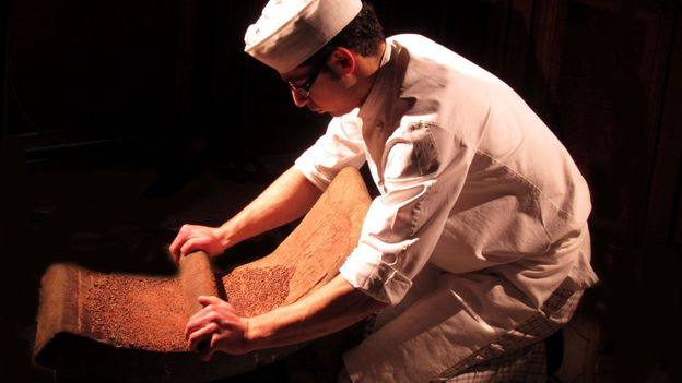 Modica's unique chocolate preparation method is inspired by the Aztecs (Credit: Credit: Antica Dolceria Bonajuto)