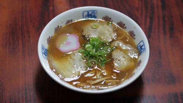 Ide Shoten's ramen tastes as deep and complex as it looks (Credit: Credit: Danielle Demetriou)