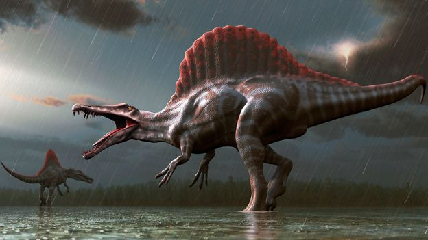 Bbc Earth Legendary Dinosaurs That We All Imagine Completely Wrong