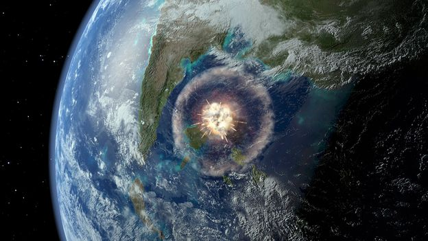 Bbc Earth What Really Happened When The Dino Killer Asteroid Struck