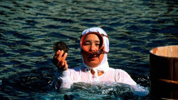 Japanese Mermaids: Ancient Pearl Hunters of the Sea